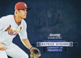 Bowman Baseball card
