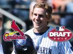 Drafted by Cardinals