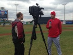 Nick Martini talks to Ben Rosehart of QC TV about playing in QC last season