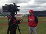 Casey Rasmus with Ben Rosehart QC TV