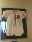 Vintage CR jersey from the 30s and 40s