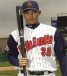 Yadier Molina - 2002 Chiefs, 3rd in 2013 NL MVP Race