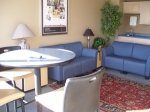 The Greg Maddux Suite at Dozer Park