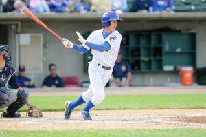 Lee was a MWL All-Star and represented the Chiefs/Cubs in the Futures Game in 2010.